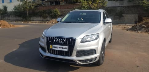 Buy Used Audi Cars In Pune 27 Verified Listings Gaadi