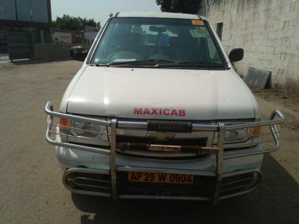Buy Used Chevrolet Tavera Diesel Cars In Hyderabad 1 Verified
