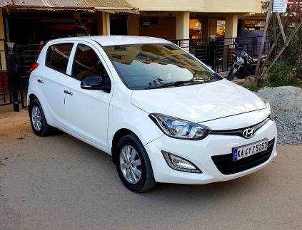 3 Used Hyundai Elite I20 Diesel Cars In Bangalore Second Hand