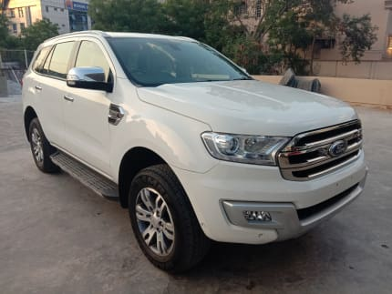 2 Used Ford Endeavour Cars in Hyderabad, Second Hand Ford Endeavour