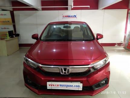 10 Used Honda Amaze Cars In Pune Second Hand Honda Amaze Cars For Sale