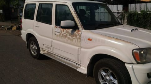 2 Used Mahindra Scorpio Cars in Nagpur, Second Hand Mahindra
