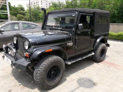 13 Used Mahindra Thar Cars in New Delhi, Second Hand Mahindra Thar