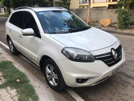 used renault koleos 4x2 mt in bangalore