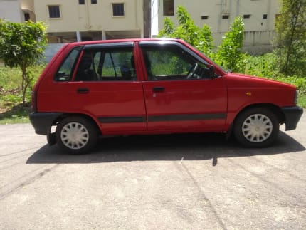 3 Used Maruti 800 Cars in Hyderabad, Second Hand Maruti 800