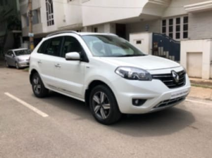 used renault koleos 4x4 at in bangalore