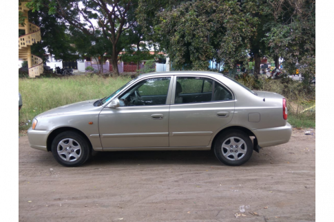 Buy Used Hyundai Accent Cng Cars In Coimbatore 1 Verified Listings