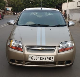 used chevrolet aveo u-va 1.2 ls in ahmedabad