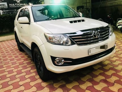 9 Used Toyota Fortuner Cars in Hyderabad, Second Hand Toyota