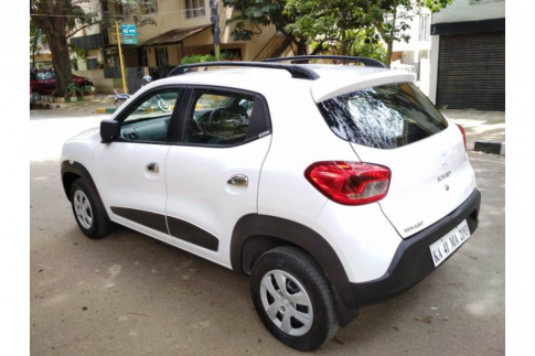 Renault Kwid Cars In Bangalore Get Upto 10 Discount