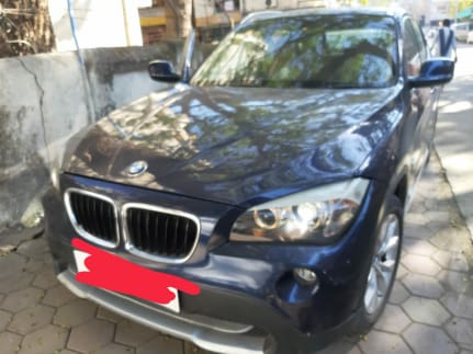 BMW X1 2010-2012 sDrive 20d Exclusive