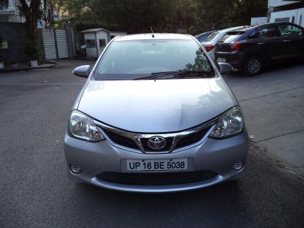 Toyota Etios 2014-2016 G