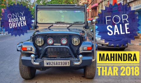 Mahindra Thar 2015-2019 CRDe
