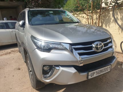 Toyota Fortuner 2016-2021 2.8 4WD AT