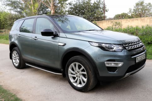 Land Rover Discovery HSE 3.0 TD6