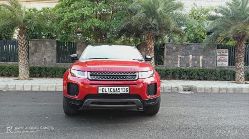 Land Rover Range Rover Evoque 2016-2020 Petrol SE