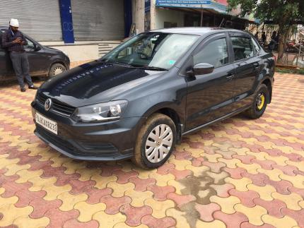 Volkswagen Ameo 1.0 MPI Comfortline