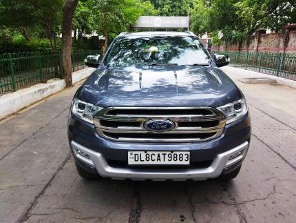 Ford Endeavour 2015-2020 2.2 Titanium AT 4X2 Sunroof