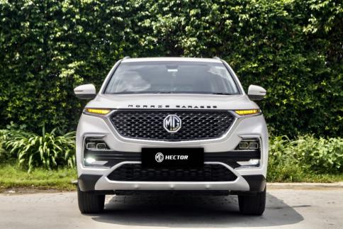 MG Hector 2019-2021 Sharp Diesel MT BSIV