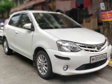 Toyota Etios Liva 2014-2016 V