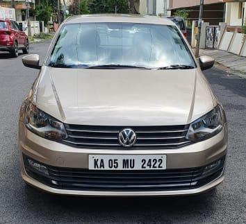 Volkswagen Vento 2015-2019 1.2 TSI Comfortline AT