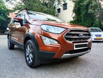 Ford Ecosport 2015-2021 1.5 Petrol Titanium Plus BSIV