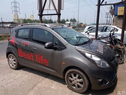 Chevrolet Beat  Diesel LT Option