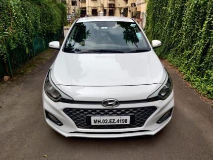 Hyundai Elite i20 Petrol CVT Asta