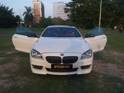BMW 6 Series  640d Coupe