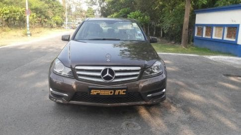Mercedes Benz C-Class  C 220 CDI Grand Edition