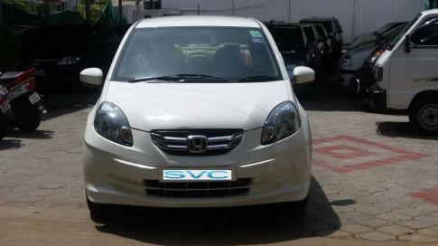 Honda Amaze  S AT i-Vtech
