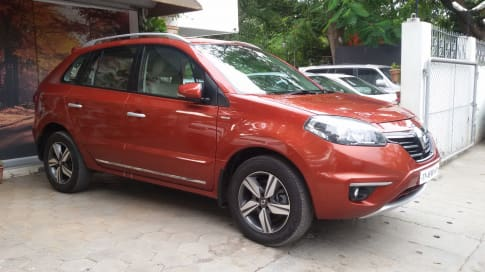 used renault koleos 4x4 at in coimbatore