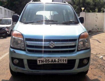 Maruti Wagon R  VXI BSIII