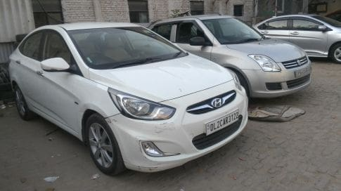 Hyundai Verna  1.6 CRDI AT SX Option