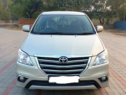 Toyota Innova 2.5 G (Diesel) 8 Seater BS IV