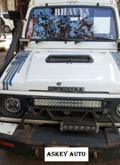 Maruti Gypsy King Hard Top BSII