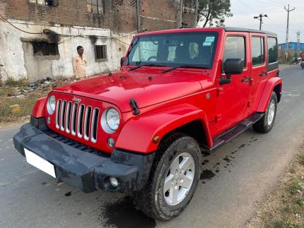 Jeep Wrangler 2016-2019 3.6 4X4