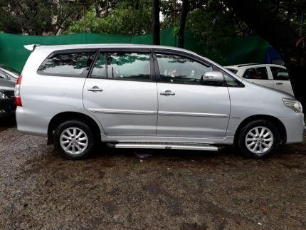 Toyota Innova  2.5 GX (Diesel) 7 Seater BS IV