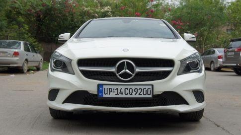 Mercedes Benz CLA  200 CDI Sport