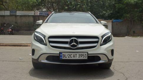 Mercedes Benz GLA Class  200 CDI SPORT