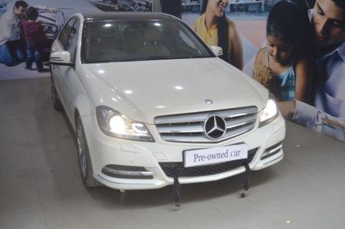 Mercedes Benz C-Class  C 220 CDI Elegance MT