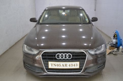 Used Audi A4 in Chennai - Certified Second Hand A4 @ Zigwheels