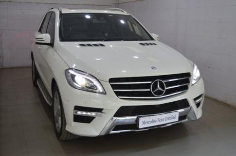 Mercedes Benz M-Class  ML 350 CDI