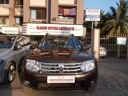 used renault duster in mumbai certified second hand. Black Bedroom Furniture Sets. Home Design Ideas