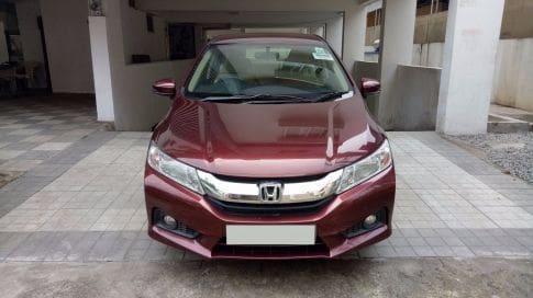 Honda City  i-DTEC V