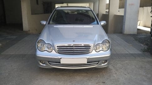 Buy used mercedes benz cars in hyderabad 38 verified for Used mercedes benz in hyderabad