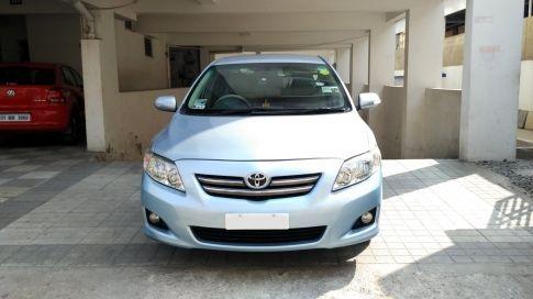 Toyota Corolla Altis  G