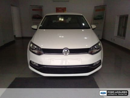 used volkswagen polo 2015-2019 1.0 mpi highline plus in bangalore