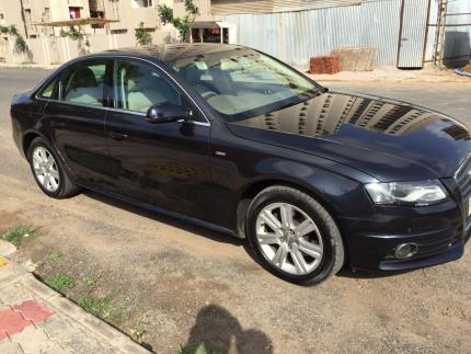 Buy Used Audi Cars In Surat Verified Listings Gaadi - Used audi cars