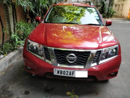 Buy Used Nissan Terrano Diesel Cars In Kolkata 3 Verified Listings